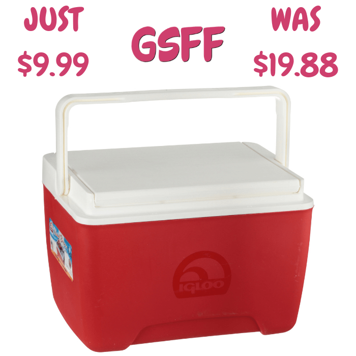 Igloo 9-Quart Cooler