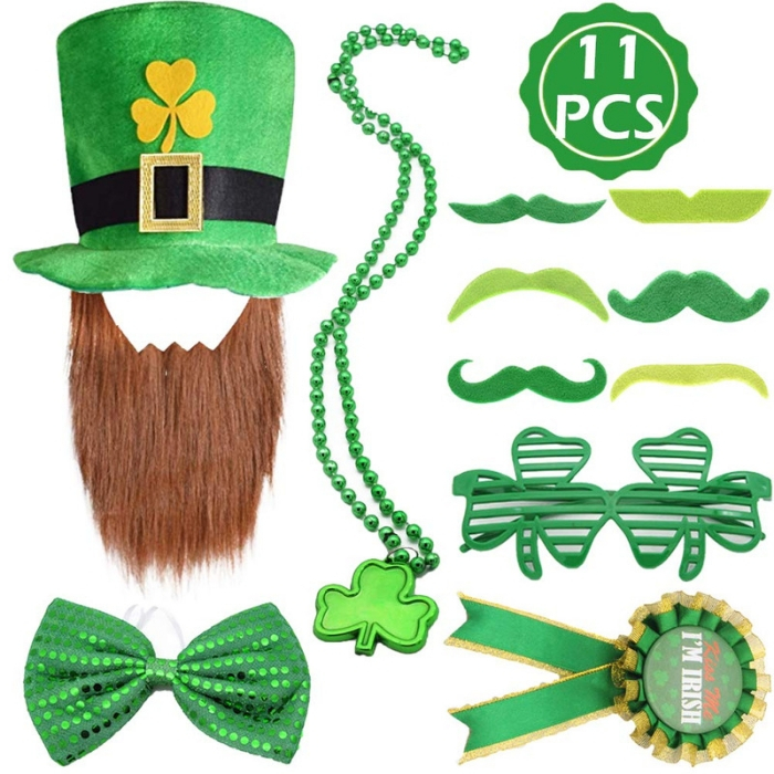 St. Patrick's Day Accessory Saint Patricks Party Favors