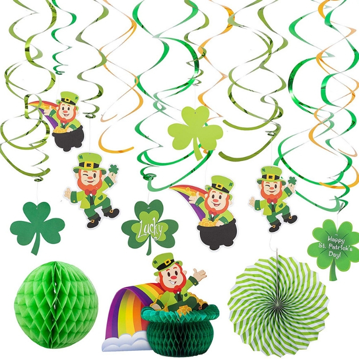 Be Happy And Get Lucky: St. Patrick's Day Party Ideas