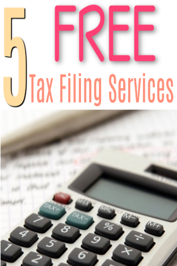 If you're getting ready to file, make sure you check out these 5 FREE Tax Filing Services, before you pay someone to do it for you!  It's all online and simple.
