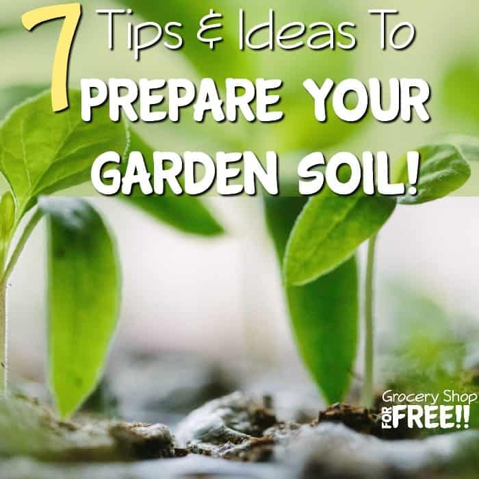 7 Ideas And Tips To Prepare Your Garden Soil!