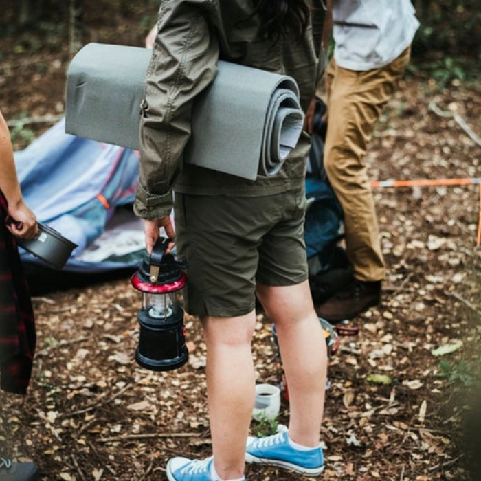 Are you ready for some camping?  No.., really... are you READY?  Be sure to check out this list of essential camping supplies and FREE printable checklist!