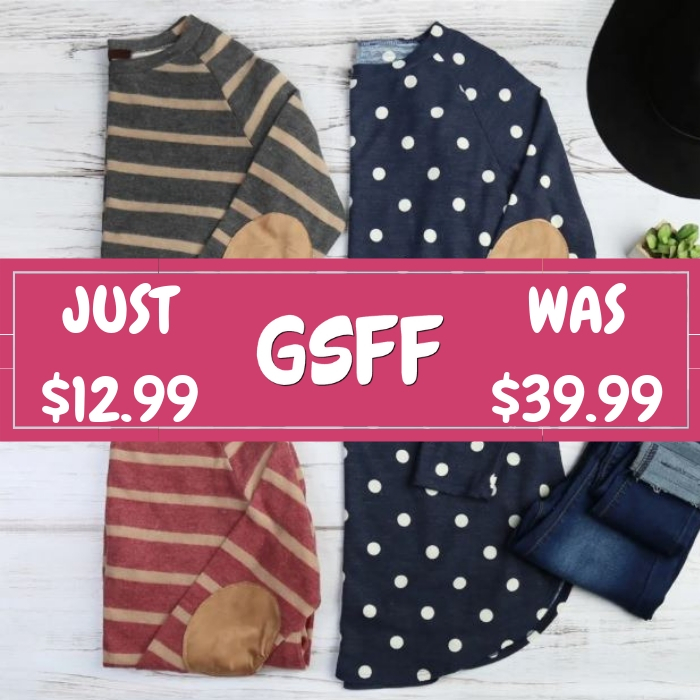 Winter Tops Just $12.99! Down From $40! Shipped!