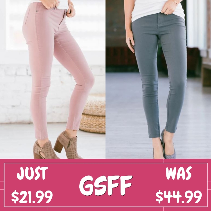 Emryn Skinnies Just $21.99! Down From $45! Shipped!