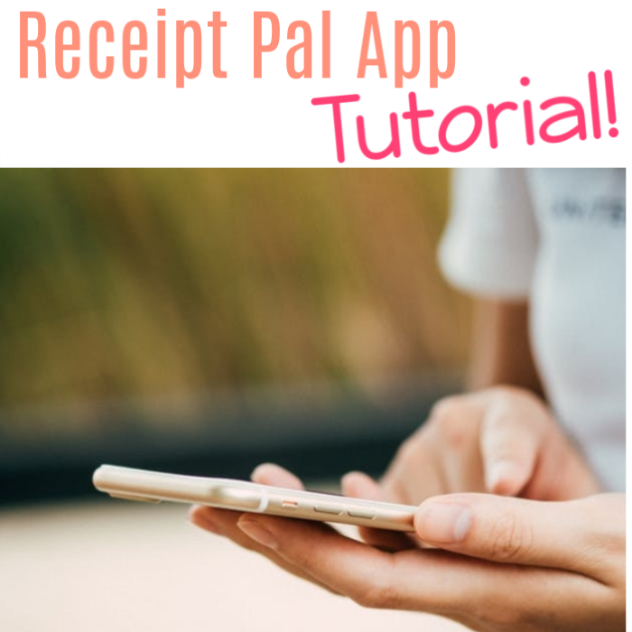 Receipt Pall App Tutorial!