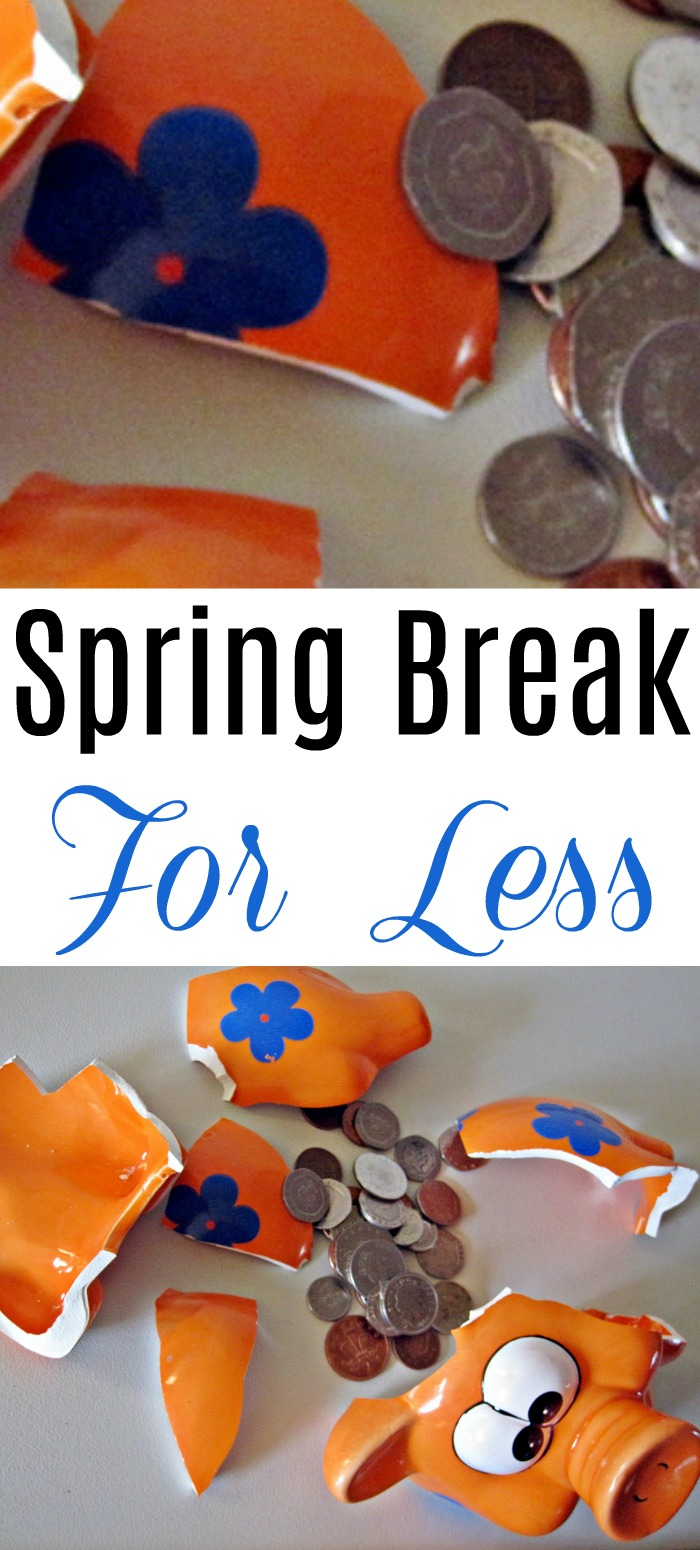 Need some Spring Break inspiration? We have a list of Spring Break Ideas That Won't Break The Bank. Make memories that last a lifetime without going into debt.