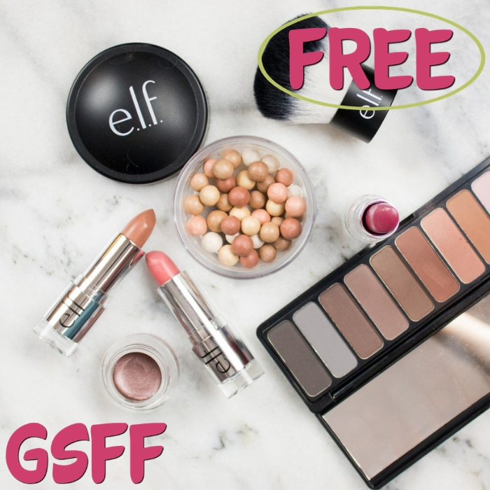 FREE $10 To Spend On Anything From e.l.f!