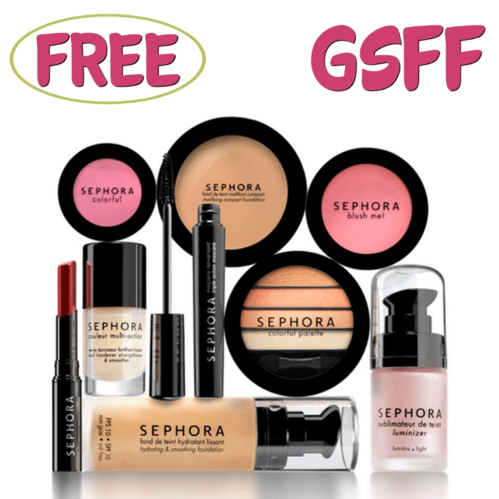 FREE $10 To Spend At Sephora!