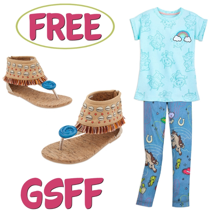 FREE $10 To Spend On Anything At Disney Store!