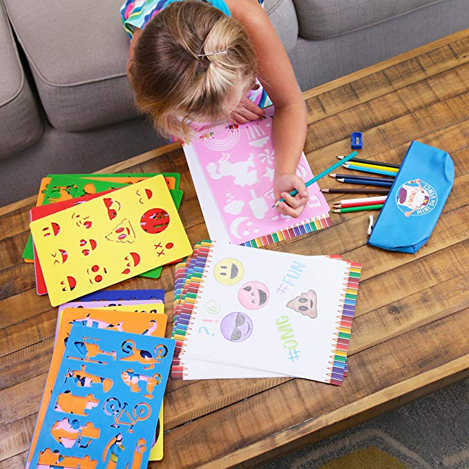 Drawing Stencils for Kids