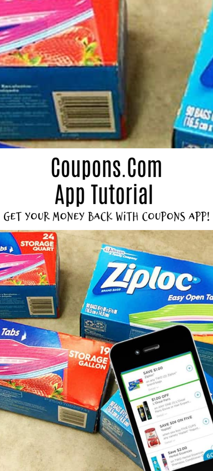 Looking for a way to save when you shop? Check out Coupons App! We've used them for years, but, not for cashback like this! Look at our Coupons App Tutorial!