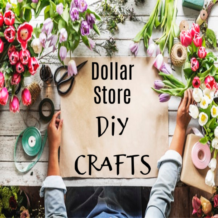 Dollar Store DIY Crafts!