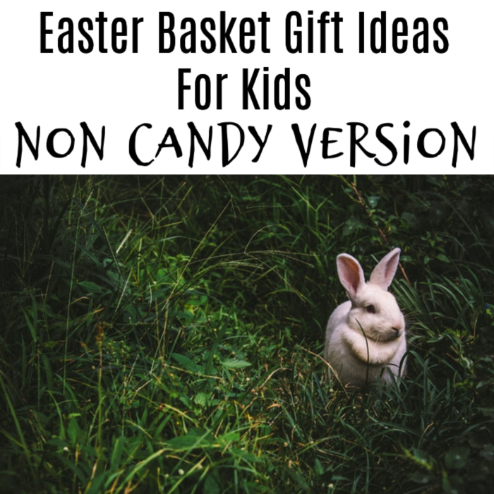 Easter Gifts For Kids Ideas: Non Candy Version