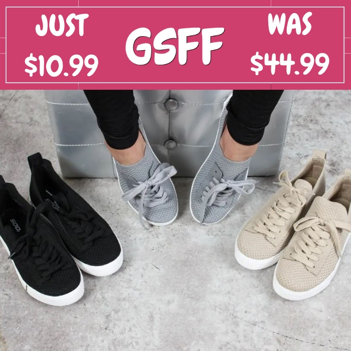 Mesh Tennis Shoes Just $10.99! Down From $45!