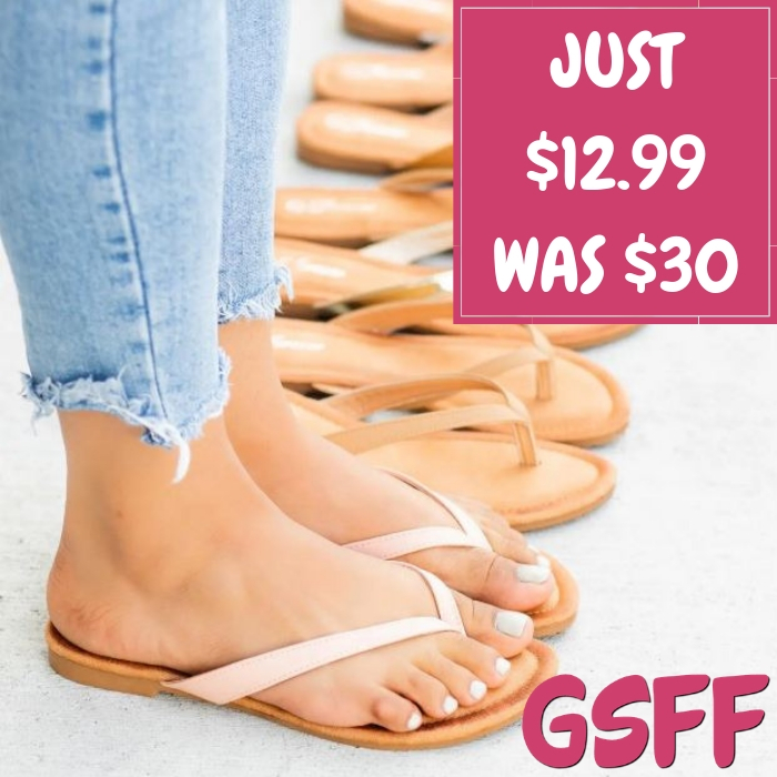 Comfy Flip-Flops Just $12.99! Down From $30! Shipped!