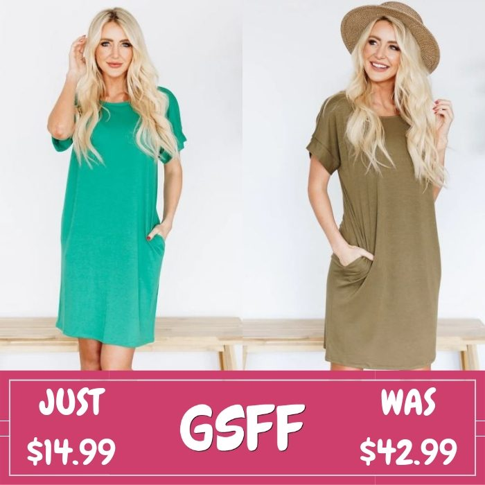 Beach Dress Just $14.99! Down From $43!