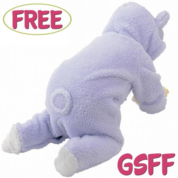 FREE Baby Hoodie Romper From Walmart!