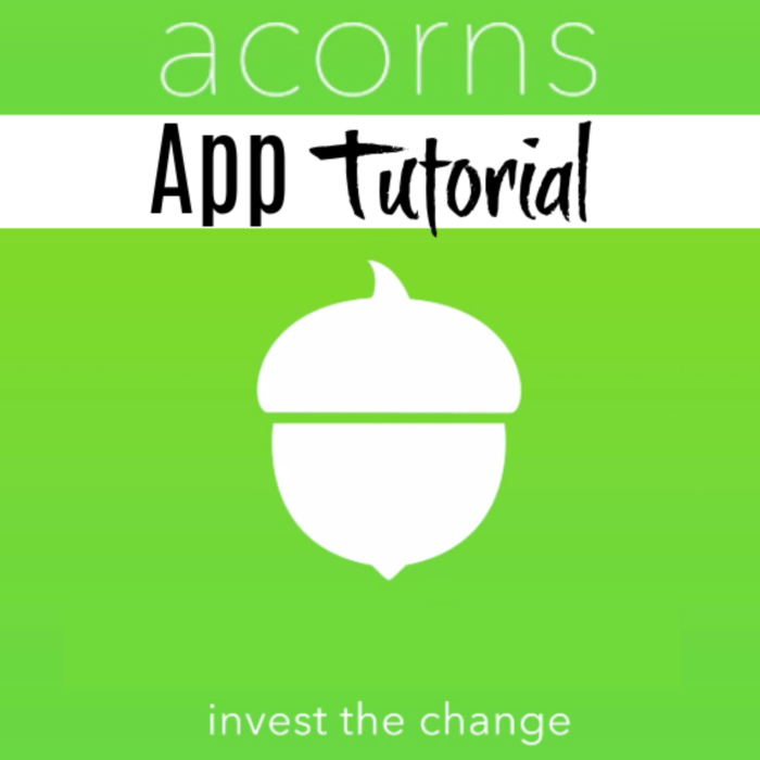 Acorn App will help you invest like a pro while you go about you daily business.  It takes care of everything.  Learn more now..