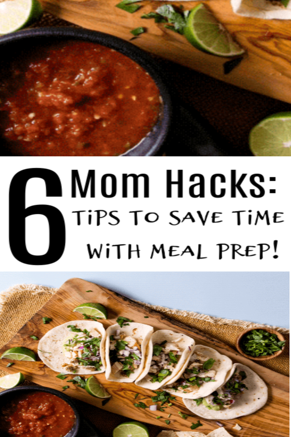Looking for ways to save time & money in the kitchen?  These Mom Hacks will help!