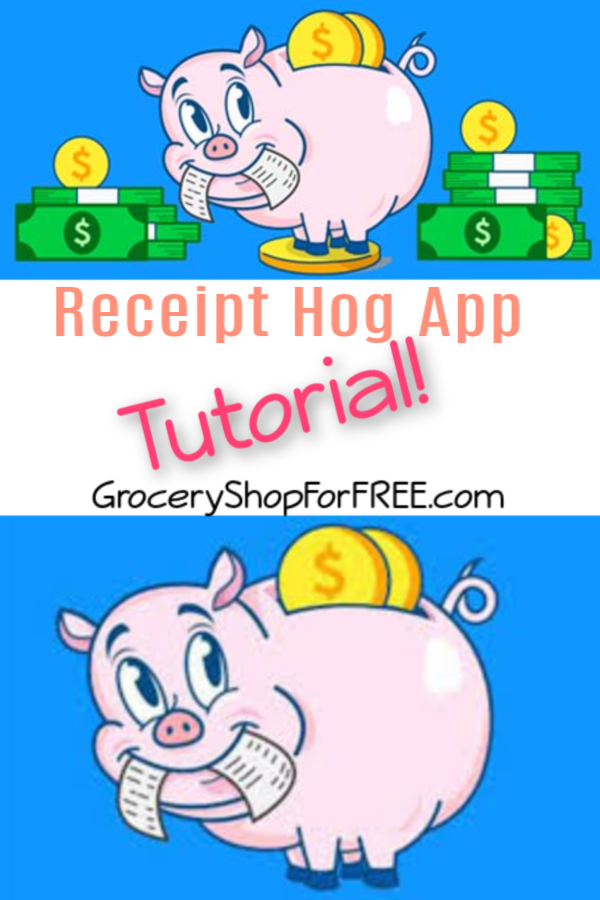 If you're looking for a way to save or make a little extra cash, then you'll want to give Receipt Hog a try.  This tutorial for this free app will have you saving and making money in no time.  Check out Receipt Hog now.
