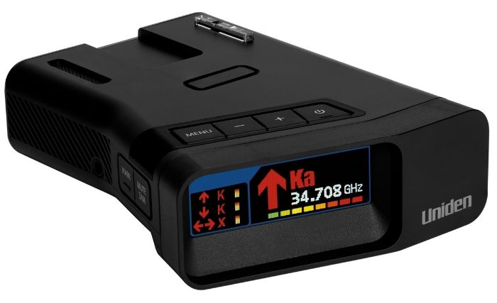Driving Safely With Uniden R7 Radar Detector