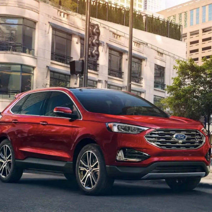 Driving Your Family In The 2019 Ford Edge SUV: Everything You Need To Know