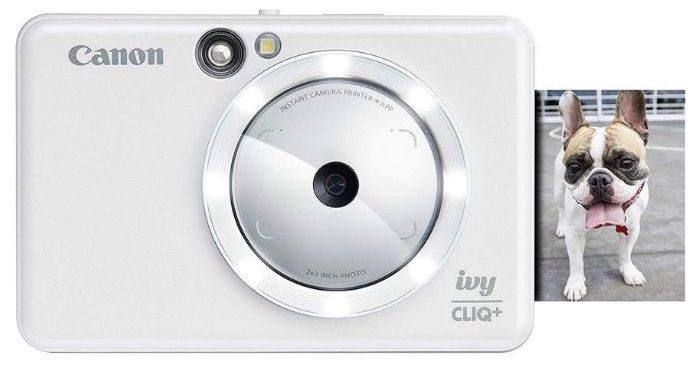 The New Canon IVY Cliq And Cliq+ Instant Film Cameras