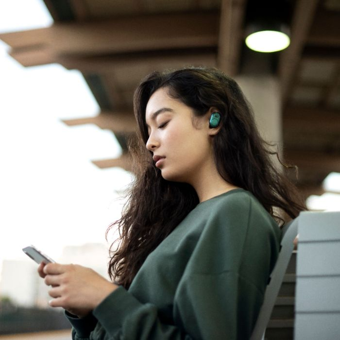 Listen To Your Favorite Hits For 12 Hours Straight With The Skullcandy Push Truly Wireless Earbuds