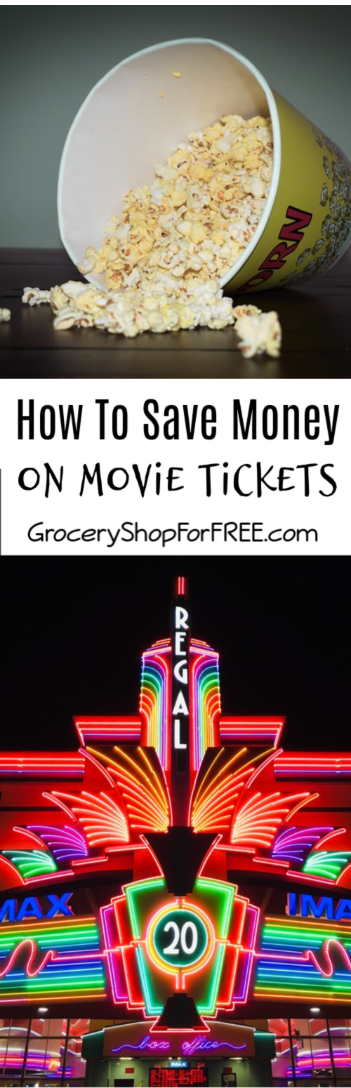 If you want to learn How To Save Money On Movie Tickets, you've come to the right place.  You can still enjoy movie going and not break the bank with these tips!