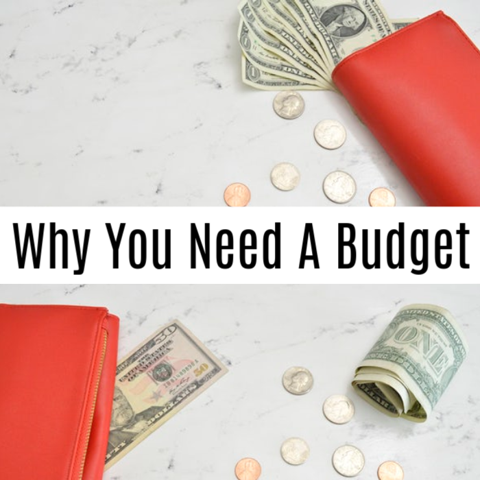 Have you ever wondered why you really need a budget?  A budget seems hard and involved.  Check out these 5 reasons you need a budget and how to get started.