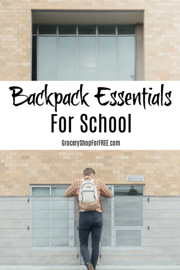 Do you need a list of Backpack Essentials For School?  If so, click through to check it out now.