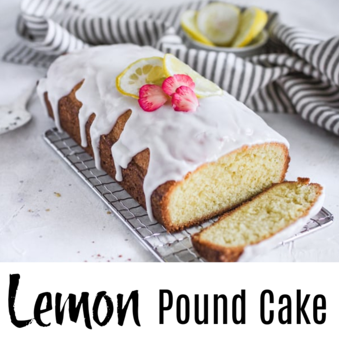 If you're looking for the best lemon Pound Cake Recipe around - you've found it! This recipe is so simple and delicious you'll be the talk of the town!