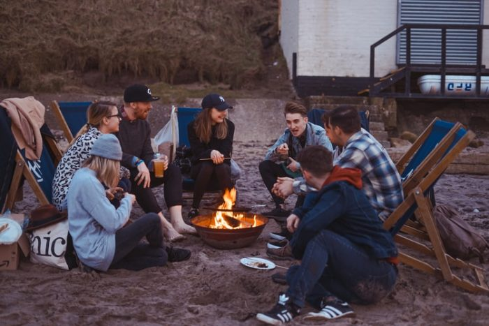 Looking for easy camping food ideas? This list of best camping recipes includes camping dinner ideas as well as camping snack recipes. We have recipes for breakfast and drinks, this is a great list of camping recipes that will make your camping trip a huge success!