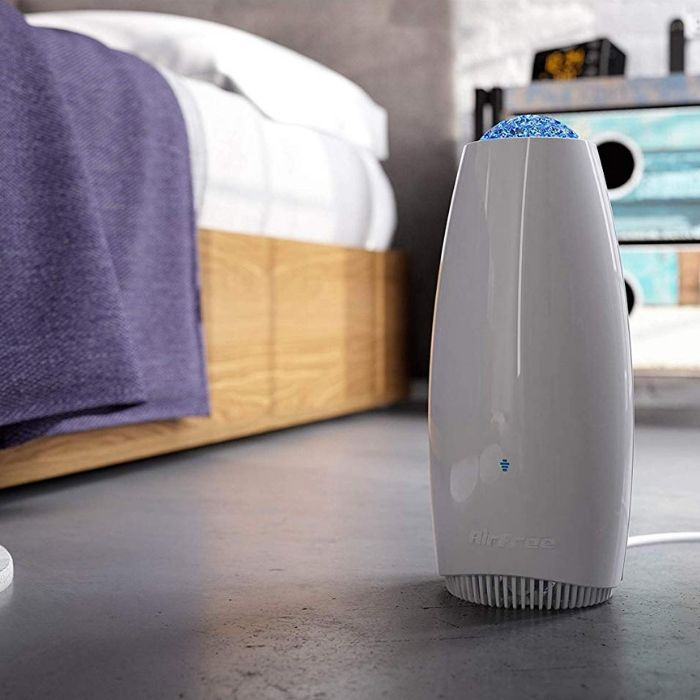 If you're looking for a great air purifier, you stop looking this Filterless Airfree Tulip Purifier is awesome.,  Click through to find out more!