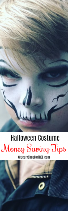 Halloween Costume Money Saving Tips