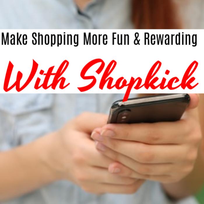 Make Shopping More Fun & Rewarding With Shopkick