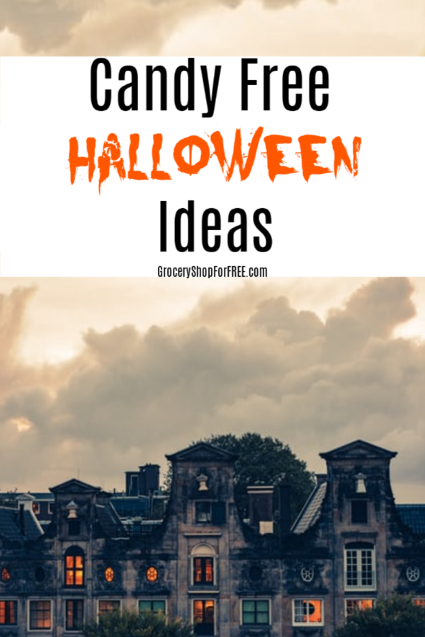 Looking for something other than candy to give to your trick or treaters?  Click through to check out ,my picks of Candy Free Halloween Ideas.