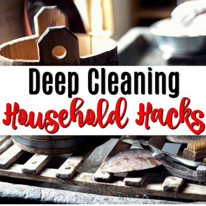 These best deep cleaning hacks may be new to you, but, you'ill use from now on in your regular cleaning routine! Check out 19 Household Deep Cleaning Hacks now!