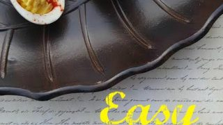 Easy Deviled Egg Recipe