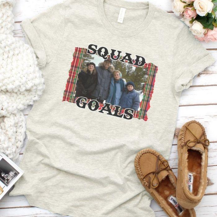 Squad Goal Tees