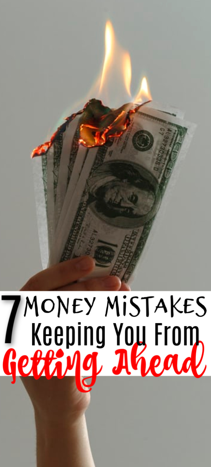 If you're making money mistakes and want to get back on track easily, then click through to read how now...