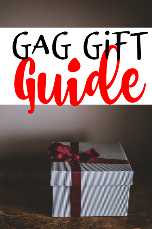 Do you need a gag gift for a party or friend or family member?  Click through now to check out what we found...