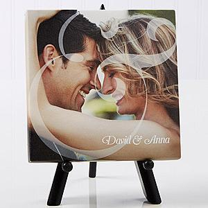 Personalization Mall - Valentine's Day Gifts - Personalized Canvas Print - Wedding & Anniversary