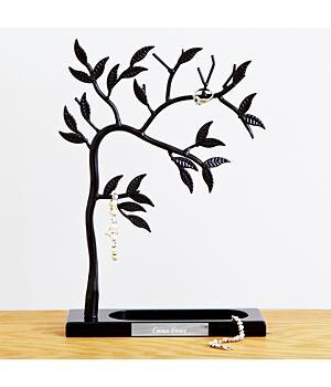 Personal Creations - Personalized Jewelry Tree - Valentine's Day Gift For Her