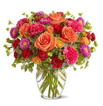 1-800-FLORALS - How Sweet It Is Bouquet Deluxe by 1-800Florals Florists