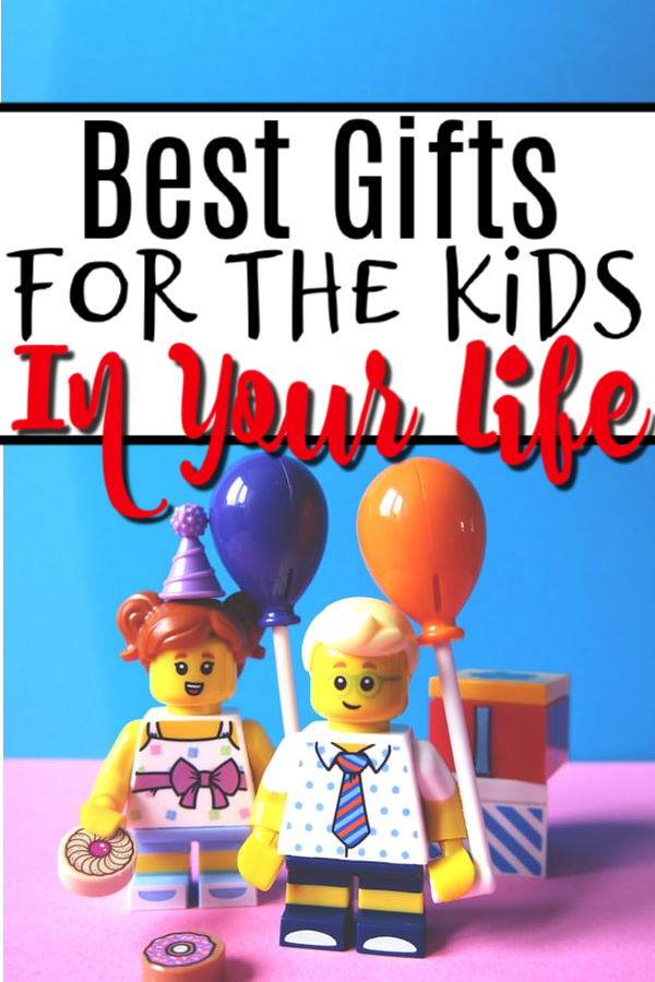 Looking for a great gift for a kid?  We've got you covered!  Click through NOW to check out some of picks for fun gifts for kids...