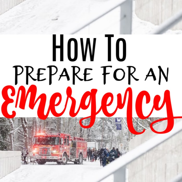 Are you prepared for an emergency at home? It's important to take some time and make sure you have everything you need.  Click through to learn more NOW...