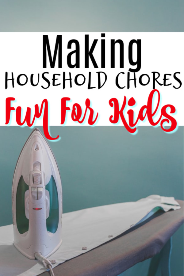 Looking for ways to make household chores fun for kids? No matter their age managing their cleaning responsibilities can be stressful for both of you.  But it doesn't have to be, click through NOW to read more...