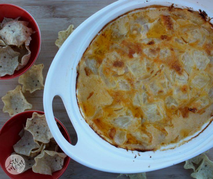 Vidalia Onion Cheese Dip