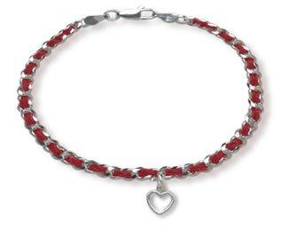 Gear - Red String Bendel Bracelet